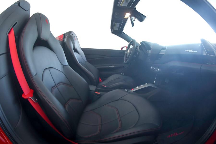 Ferrari 488 Spider Red 7-120